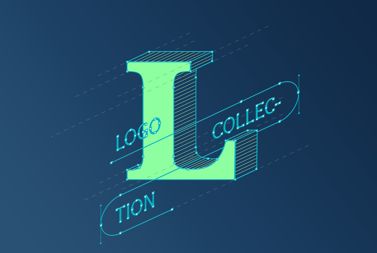 Logo Design Kollektion