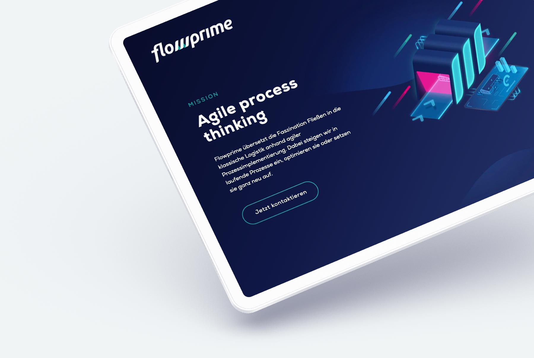 Website Flowprime